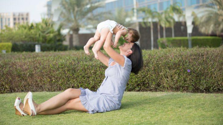 come tornare in forma dopo il parto